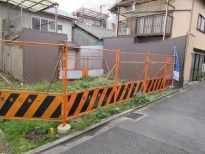 売土地 JR山陰本線「丹波口駅」より徒歩9分