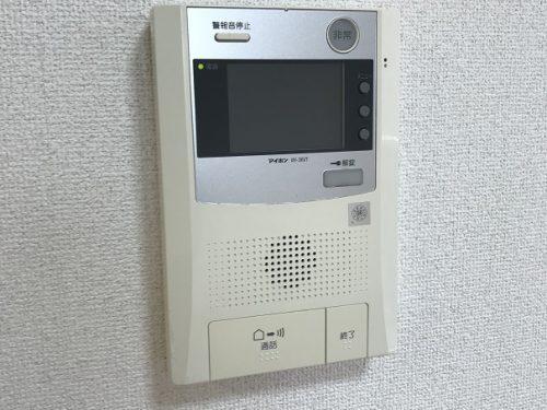 TV付モニターフォン
