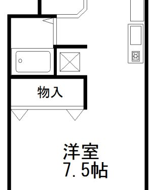 JR東海道本線茨木駅徒歩8分 『ローズコテージ弐番館』
